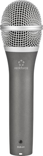 USB-s/XLR mikrofon, Renkforce DUS-01