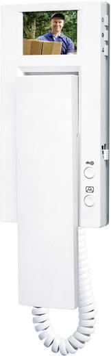 Vezetékes video kaputelefon beltéri egység, Smartwares VD60 SW