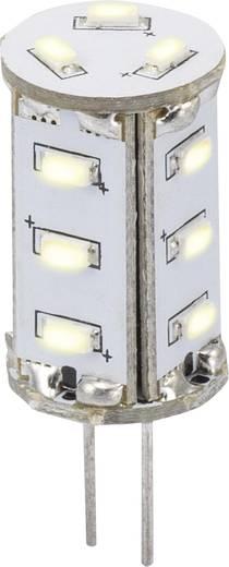 LED-es fényorrás 33 mm Renkforce 12 V G4 0.8 W = 8 W Melegfehér