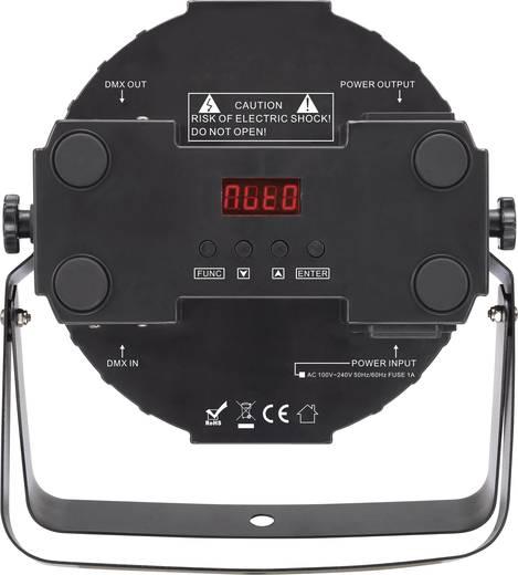 LED-es PAR fényszóró LED-ek száma: 5DL-PAR106