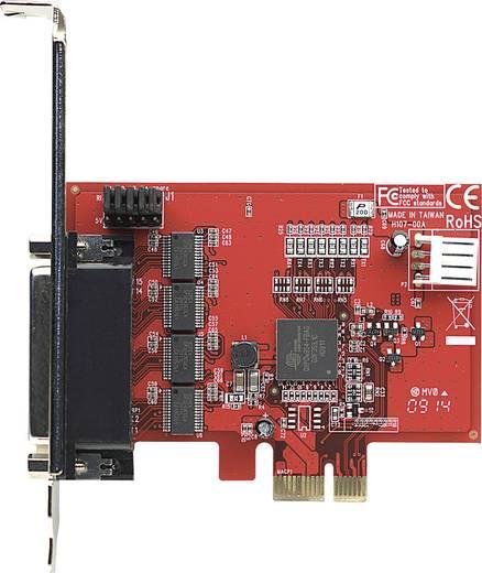 Soros portos PCI Express kártya 1 port csatlakozós Manhattan 150682