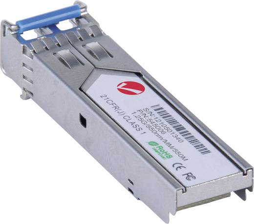 Gigabit Ethernet SFP adó-vevő modul 1 Mbit/s 550 m Intellinet SX 545006