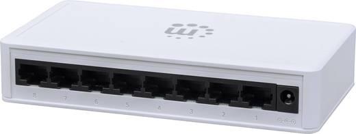 8 portos hálózati switch, RJ45 elosztó 1 GBit/s Manhattan 560702