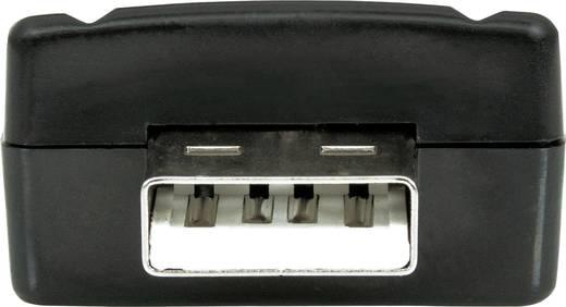 USB-s külső hangkártya, hang átalakító, Hi-Speed USB 2.0 - 3D 7.1 Manhattan 151429