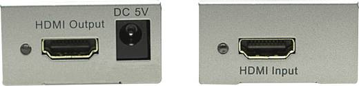 HDMI Cat5e/Cat6 Extender, jeltovábbító max.60 m 1920 x 1080 pixel Manhattan 177269