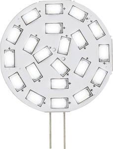 Sygonix LED G4 Stift forma 3 W = 30 W Melegfehér (Ø x H) 35 mm x 47 mm EEK: A 1 db Sygonix