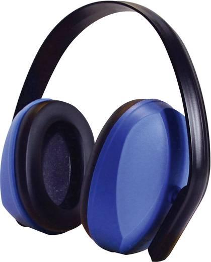 Fejpántos, kapszulás hallásvédő fültok, zajcsillapító fülvédő 23dB 2640
