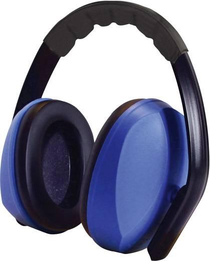 Fejpántos, kapszulás hallásvédő fültok, zajcsillapító fülvédő 27dB TOP 2641