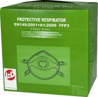 Finom por ellen védő maszk szeleppel FFP3 D L+D Upixx 26184 10 db L+D Upixx