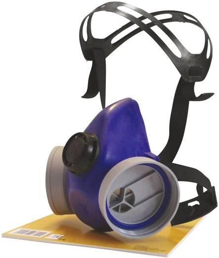 Légzésvédő félmaszk, cserélhető szűrőbetétes Upixx New Eurmask 26201