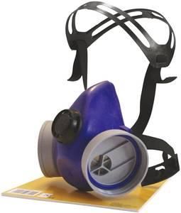 Légzésvédő félmaszk, cserélhető szűrőbetétes Upixx New Eurmask 26201 L+D Upixx