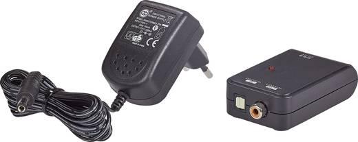 Digitális audio átalakító, optikai Toslink bemenetről, 1xRCA kimenetre (digitális), Speaka Professional