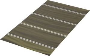 Mágneses mező jelző fólia 10 x 8,7 cm (1285770)