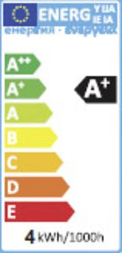 LED-es fényforrás, 64.50 mm 230 V GU10 4.5 W = 25 W Nappalifény-fehér, Renkforce,