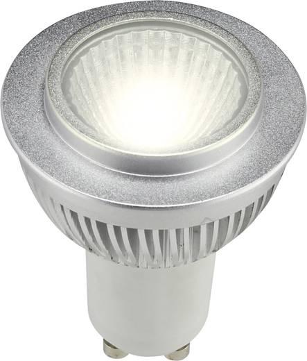 LED-es fényforrás, 64.50 mm 230 V GU10 4.5 W = 25 W Melegfehér, Renkforce, Renforce
