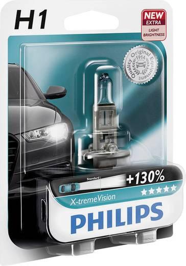 Philips X-tremeVision H1 12 V P14.5s Ezüst