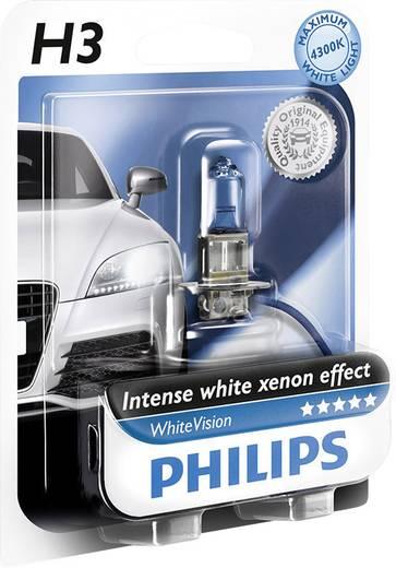 Philips WhiteVision H3 12 V PK22s Ezüst
