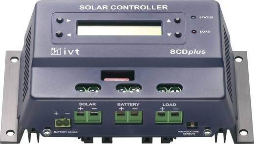 Napelem töltésszabályozó 12/24 V 40 A IVT SCDplus 40A