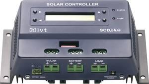 Napelem töltésszabályozó 12/24 V 40 A IVT SCDplus 40A IVT
