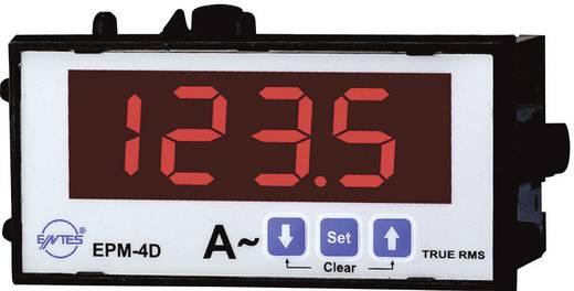 Programozható 1 fázisú beépíthető AC árammérő műszer, ENTES EPM-4D-48