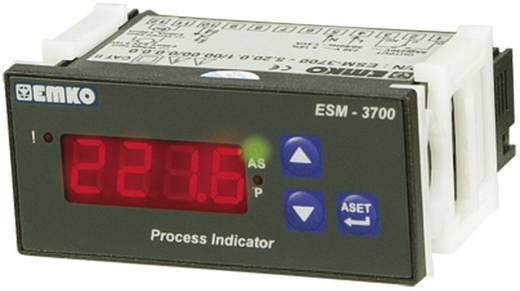 Hőmérséklet szabályozó, relés, 5 A, 59 x 77 x 35 mm, Emko ESM-3700