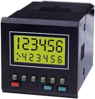 Előre beállított számláló időzítővel, 45 x 45 mm, Trumeter 7932 Trumeter