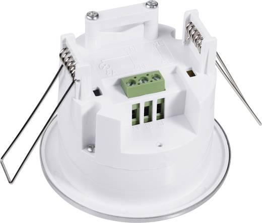 Mennyezetbe építhető mozgásérzékelő 360°, króm, relés, IP20, renkforce