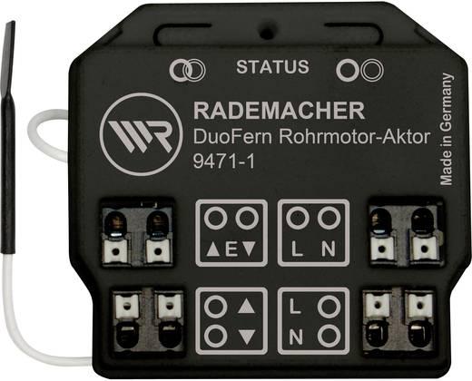 Csőmotor működtető, süllyesztett, 1 csatornás, WR Rademacher DuoFern 35140662