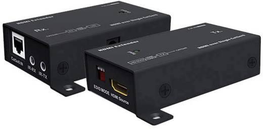 HDMI Extender jeltovábbító max.50m-ig Inakustik Exzellenz 9120111