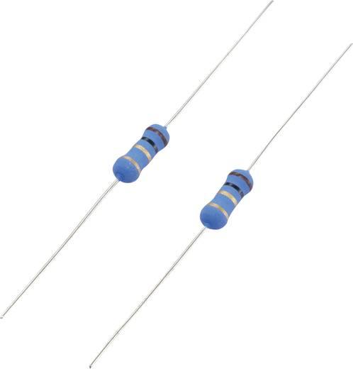 Fémréteg ellenállás 15 Ω Axiális kivezetéssel 1 W Royalohm MOR01SJ0150A10 1 db