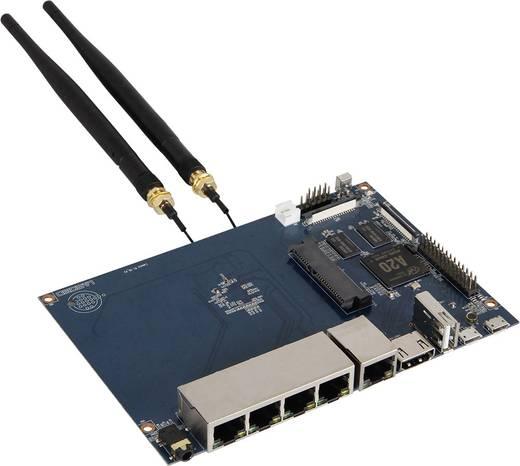 Banana Pi router, meghajtó nélküli építőkészlet BananaPi-R1