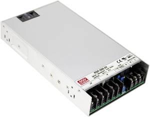 Mean Well RSP-500-24 AC/DC tápegység modul, zárt 21 A 504 W 24 V/DC Mean Well