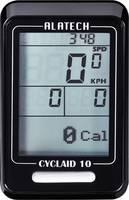 Vezeték nélküli kerékpár computer, Alatech Cyclaid 10 Bluetooth Alatech