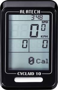 Vezeték nélküli kerékpár computer, Alatech Cyclaid 10 Bluetooth (CB300) Alatech