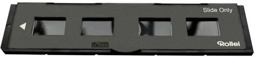 Diaszkenner, Negatívszkenner Rollei DF-S 100 SE 1800 dpi Kijelző, Memóriakártya nyílás, TV kimenet