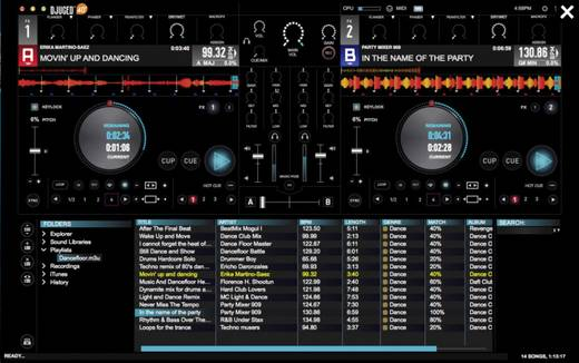 DJ Controller Hercules Universal DJ