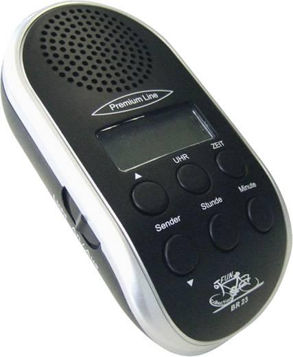Security Plus PLL-Tuner URH kerékpár rádió 0223 BR 23