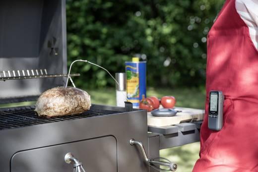 Vezeték nélküli grill hőmérő, húshőmérő Basetech BK-BBQ