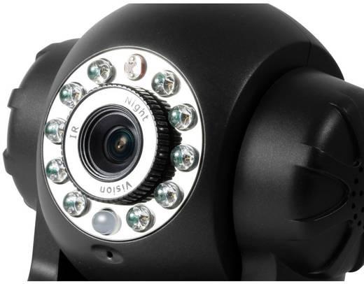 Megfigyelő kamera IP felügyelő kamera TX-23 beltéri használatra Technaxx 4320