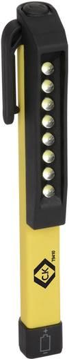 LED-es vizsgáló lámpa, 8 LED, 120 lumen, C.K. T9410