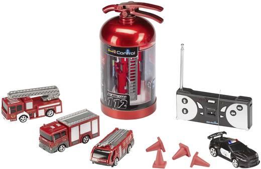 RC Távirányítós tűzoltóautó, modellautó 27 MHz Revell Control 23526