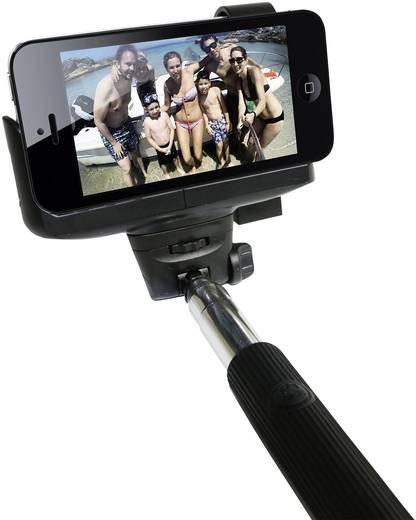 Selfie bot, monopod, teleszkópos fényképező rúd okostelefonokhoz max.1m ION Selfie Stick
