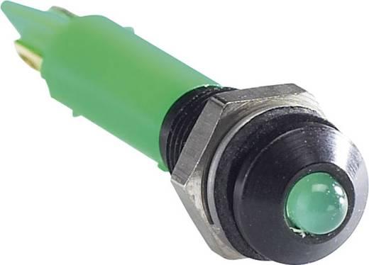 LED-es jelzőlámpa, Fehér 24 V/DC APEM Q6P1CXXW24E