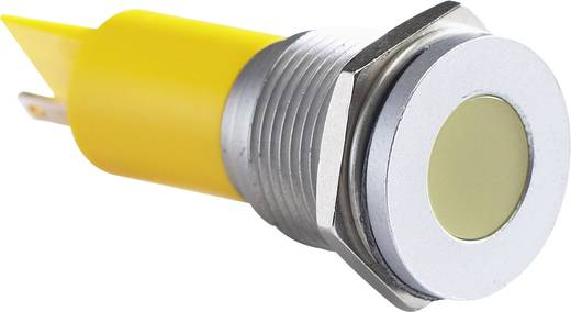 LED-es jelzőlámpa, Kék 220 V/AC APEM Q16F1CXXB220E