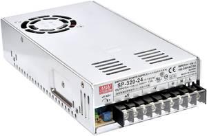 Mean Well SP-320-24 AC/DC tápegység modul, zárt 13 A 312 W 24 V/DC Mean Well