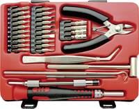Kunzer 7MWS31 Kézműves Szerszámkészlet hordtáskában 31 részes Kunzer