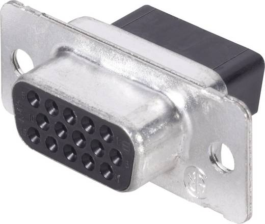 D-SUB alj, pólusszám: 44 TE Connectivity AMPLIMITE HD-22 1658683-1