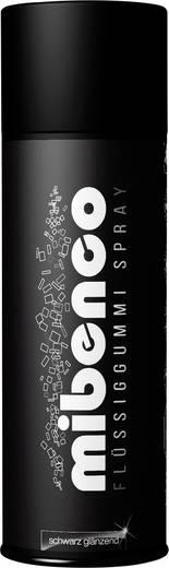 Folyékony gumi spray 400 ML fekete fényes