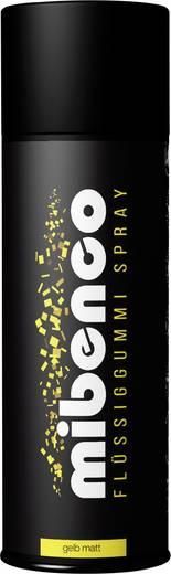 Folyékony gumi spray 400 ML sárga matt