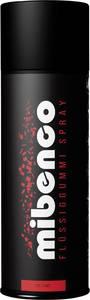 Folyékony gumi spray 400 ML piros matt (71423020) mibenco